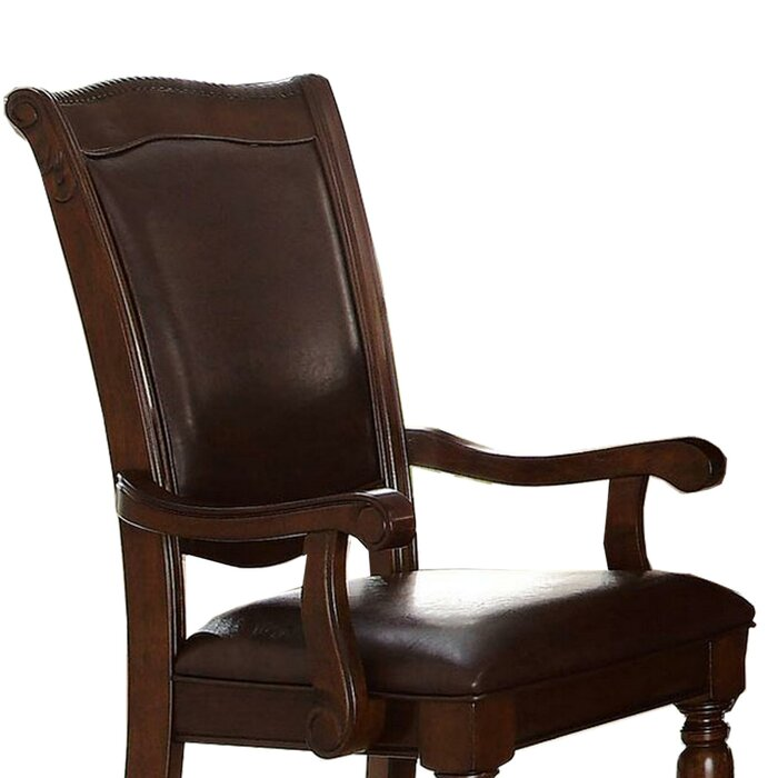 Amazing Galewood Traditional Style Upholstered Dining Chair Squirreltailoven Fun Painted Chair Ideas Images Squirreltailovenorg