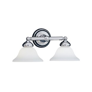 Order Opal Essence 2-Light Vanity Light By Designers Fountain