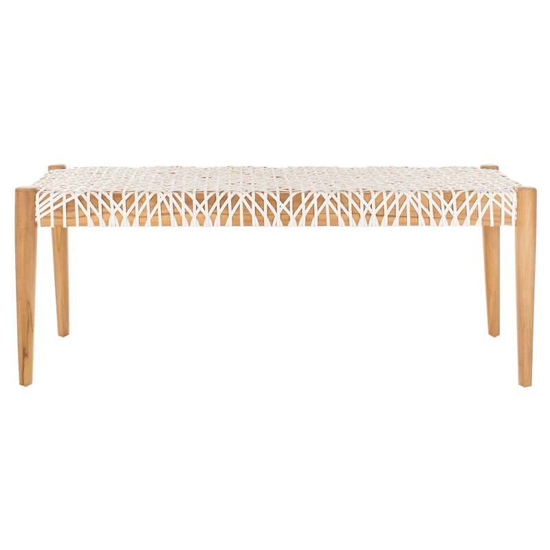 Bradbury solid wood bench