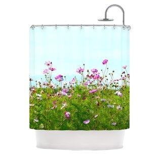 I Choose Magic Single Shower Curtain