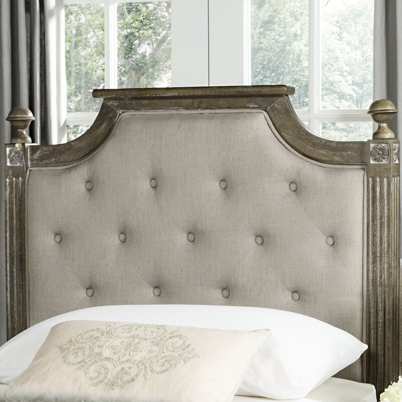 Parada Upholstered Panel Headboard. French Country Furniture Finds. Because European country and French farmhouse style is easy to love. Rustic elegant charm is lovely indeed.