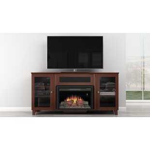 Inexpensive Shaker TV Stand for TVs up to 70 with Fireplace by Furnitech Reviews (2019) & Buyer's Guide