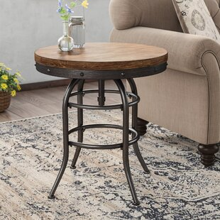 Review Likens End Table by Laurel Foundry Modern Farmhouse