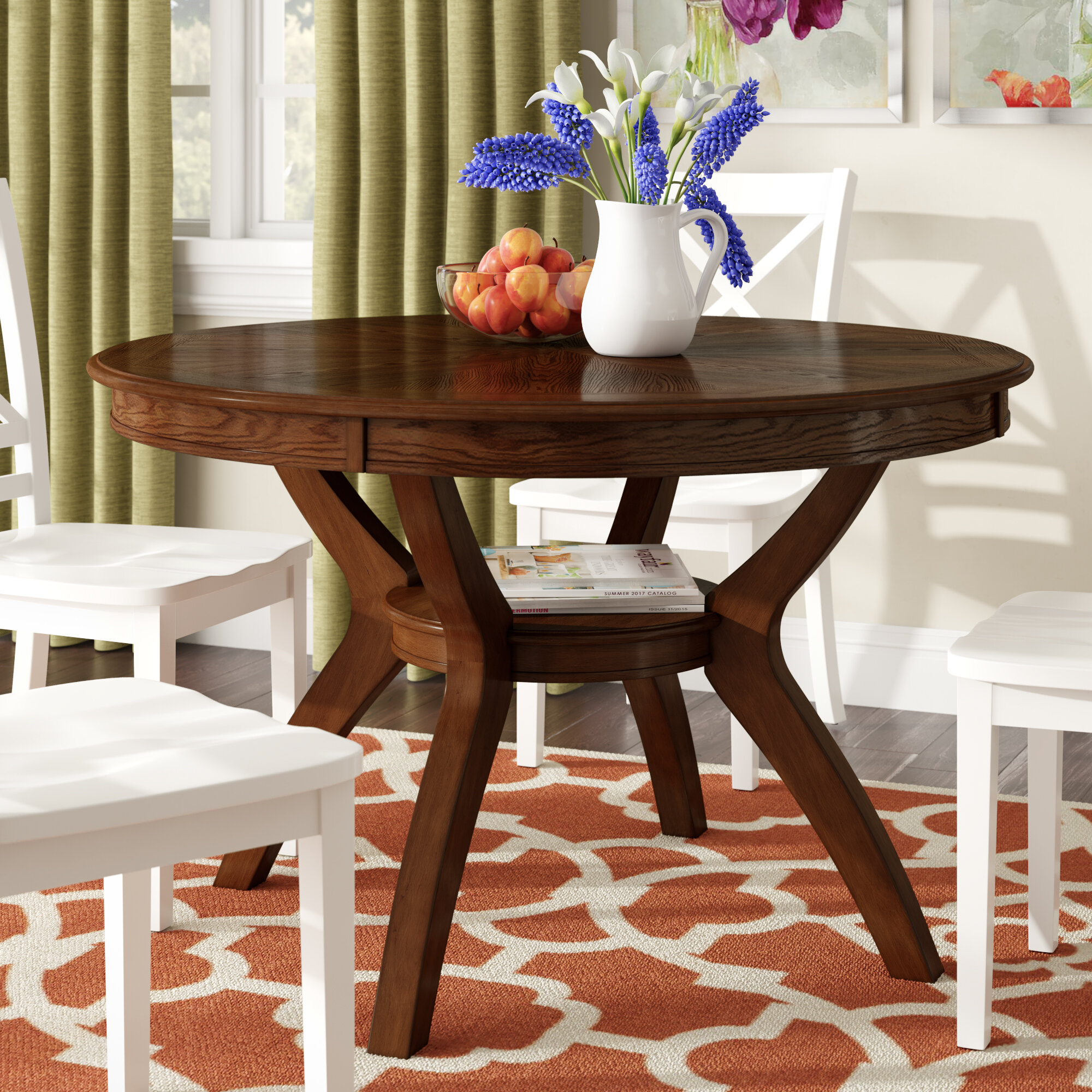 Storage Kitchen Dining Tables You Ll Love In 2021 Wayfair