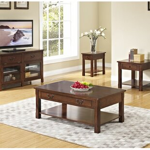Brinkman 2 Piece Coffee Table Set