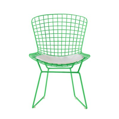 Amazing Elle Decor Holly Wire Dining Chair Color Green Ibusinesslaw Wood Chair Design Ideas Ibusinesslaworg