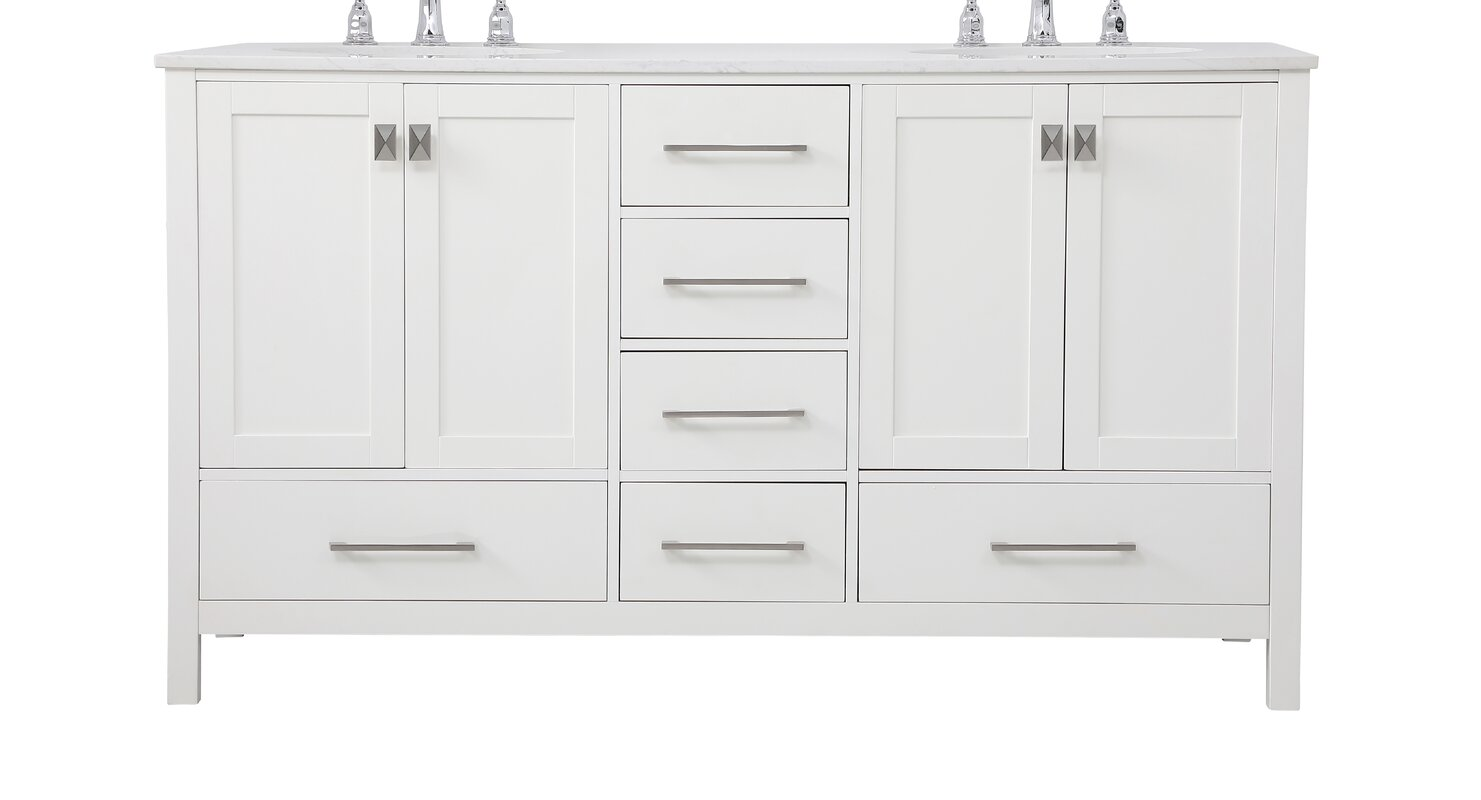 Elegant lighing Broadview Vanity 60'  Item# 12086