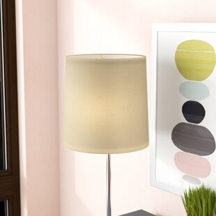 16 tall drum lamp shade wayfair 16 linen drum lamp shade mozeypictures Choice Image