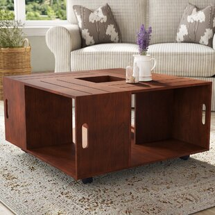 Look for Buntingford Coffee Table by August Grove