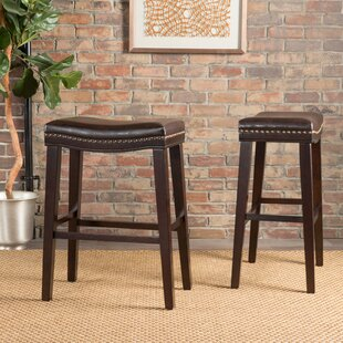 Savings Reyes 30 Bar Stool (Set of 2) by Darby Home Co Reviews (2019) & Buyer's Guide