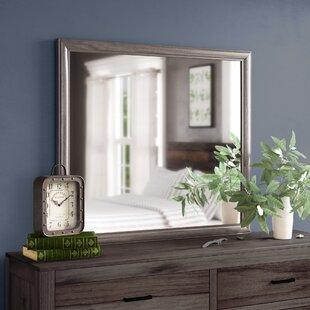 Chicora Rectangular Dresser Mirror