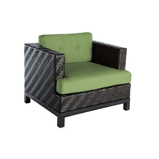 Yara Single Patio Chair with Cushion
