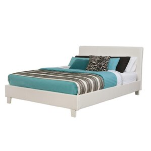 Herschel Queen Upholstered Platform Bed by Red Barrel Studio