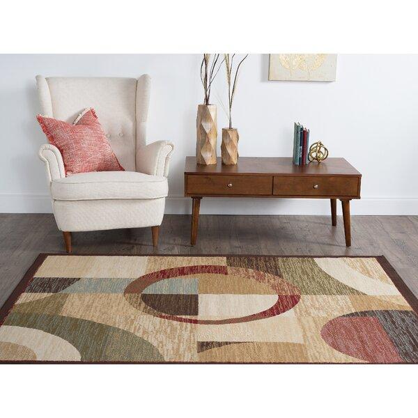 Latitude Run Colette Geometric Multicolored Area Rug Reviews Wayfair