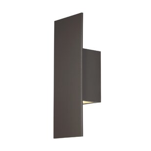 Bergman 2-Light LED Outdoor Sconce