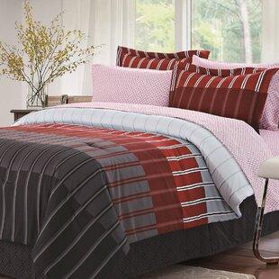 Laurindo Reversible Comforter Set