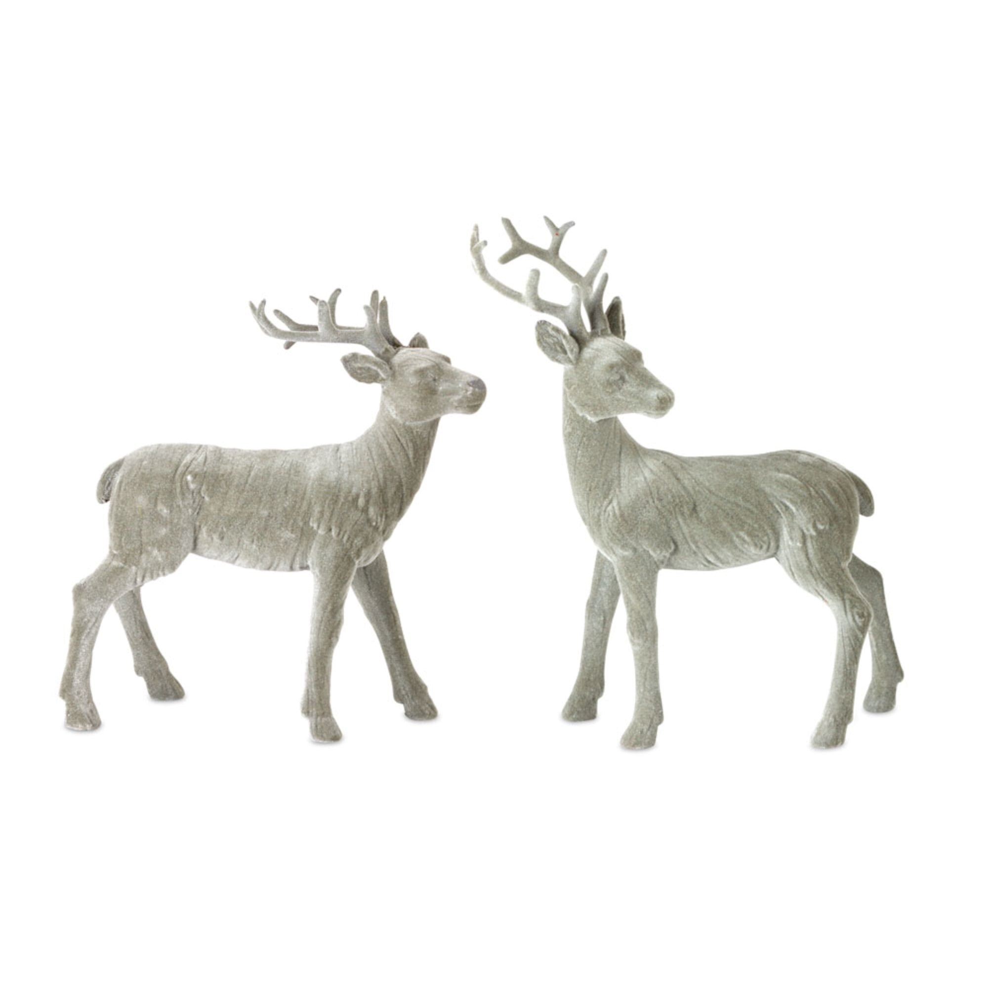 Brown Resin Reindeer Figurines You Ll Love In 2021 Wayfair