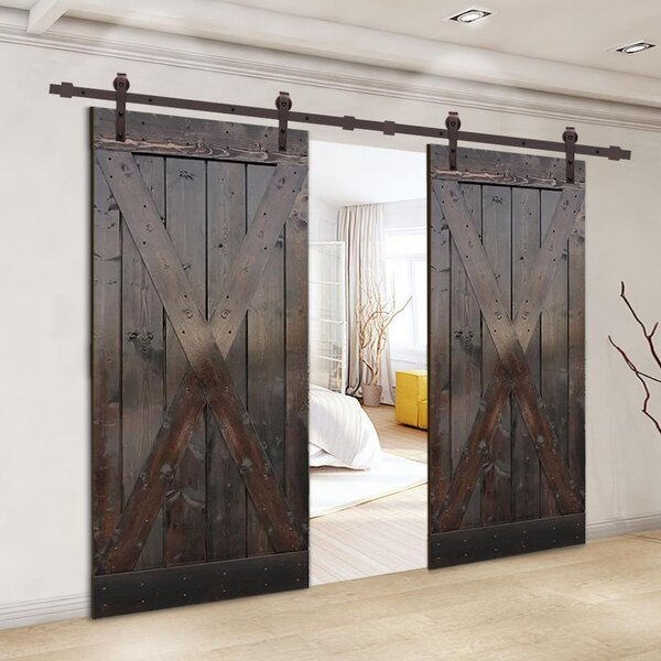 Sliding Door Room Divider Wayfair