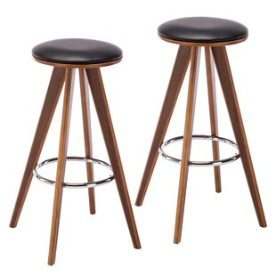 Searching for Nick Wooden 29.53 Bar Stool (Set of 2) by George Oliver Reviews (2019) & Buyer's Guide