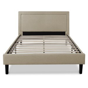 mariel upholstered platform bed