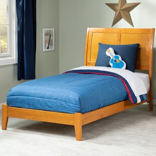 Quitaque Panel Bed by Harriet Bee Cool
