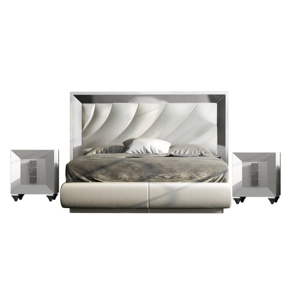 High Gloss Bedroom Set Wayfair Ca