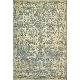 Ile Beige Indoor/Outdoor Area Rug