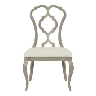Marquesa Carved Back Upholstered Dining Chair (Set of 2) Bernhardt