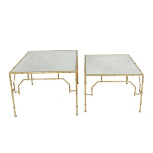 Penryn Square 2 Piece Nesting Tables