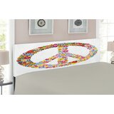 Groovy Upholstered Panel Headboard by East Urban Home