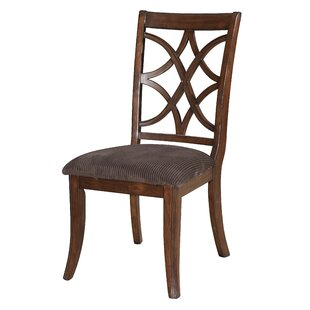 Bayard Upholstered Dining Chair (Set of 2) DarHome Co