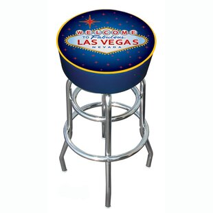 Las Vegas 31 Swivel Bar Stool