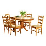 Shirk 7 Piece Extendable Dining Set by Winston Porter