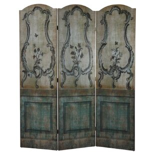Terese 3 Panel Room Divider