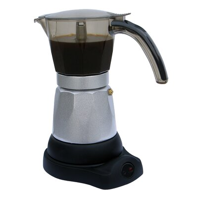6+Cup+Electric+Coffee+Maker farberware kitchen ease percolator & reviews wayfair