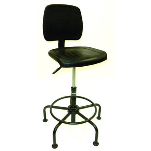 Tubular Base Drafting Chair