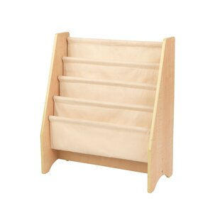 Sling 4 Compartment 24 Book Display By KidKraft