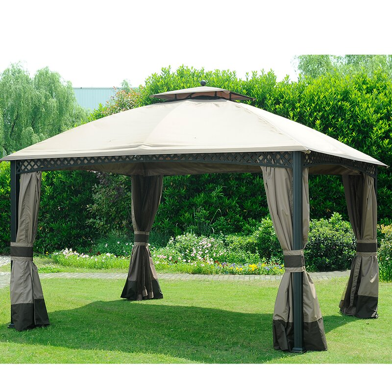 Replacement Big Top Netting for Dome D BR  Gazebo