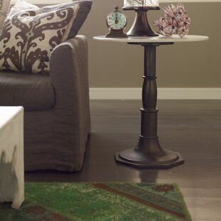Roseland End Table by Gracie Oaks