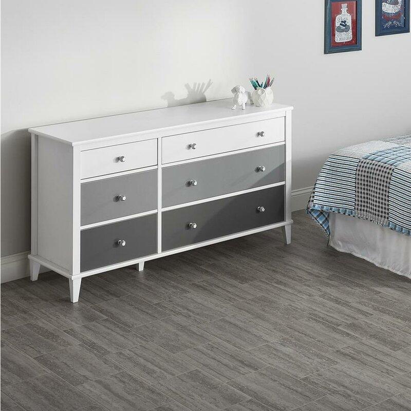 827359a3b111 Little Seeds Monarch Hill Poppy Changing Table Dresser & Reviews | Wayfair