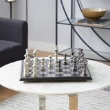 Wood Chess Set Wayfair