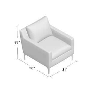 Eden Club Chair by Langley Street Cool