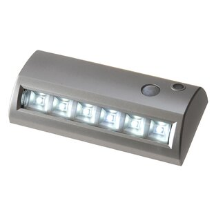 Online Reviews 6 LED Pathway Light By Light It!