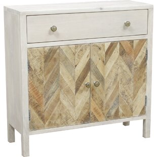 Islemade 1 Drawer 2 Door Cabinet by August Grove