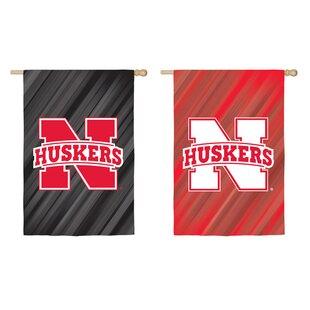 NCAA 2-Sided Vertical Flag ByTeam Sports America