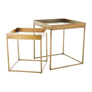 Perfect 2 Piece Nesting Tables
