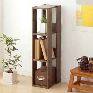 Etagere Bookcase by IRIS USA, Inc. SKU:BB507071 Purchase
