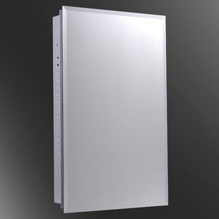 Searching for Rolando 18 x 36 Recessed Medicine Cabinet By Ebern Designs