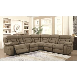 Bourbonnais Sectional by Winston Porter