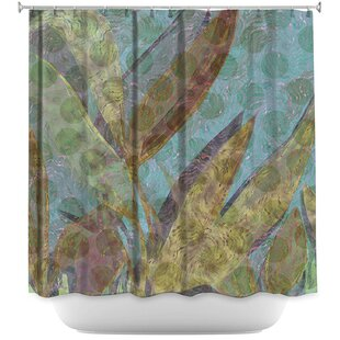 Double Vision Shower Curtain by East Urban Home